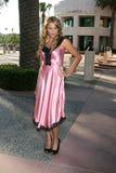 Kristen Renton, Betty White Imagem de Stock Royalty Free