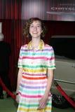 Kristen Schaal, los Muppets Fotografía de archivo