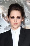 Kristen Stewart arrives at the 'Snow White And The Huntsman' Los Angeles screening Royalty Free Stock Image