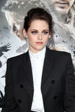 Kristen Stewart arrives at the 'Snow White And The Huntsman' Los Angeles screening Stock Image