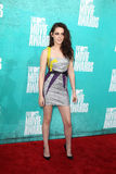 Kristen Stewart arriving at the 2012 MTV Movie Awards Stock Photography