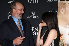 Kristen Stewart, Hurts, William Hurt fotografia stock