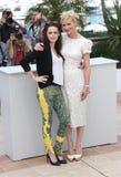 Kristen Stewart and Kirsten Dunst Stock Photos