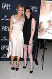 Kristen Stewart,Maria Bello Stock Photos