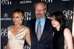 Kristen Stewart, Maria Bello, William Hurt, danneggia fotografia stock