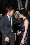 Kristen Stewart, Robert Pattinson Royalty Free Stock Photo