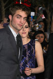 Kristen Stewart, Robert Pattinson Royalty Free Stock Image