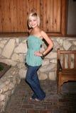 Kristen Storms image libre de droits