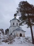 Kristen tempel 1 Royaltyfri Foto