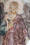 Kristen vägg- målning royaltyfri fotografi