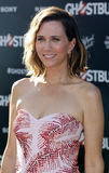 Kristen Wiig. At the World premiere of 'Ghostbusters' held at the TCL Chinese Theatre in Hollywood, USA on July 9, 2016 royalty free stock photography
