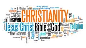 Kristendomen stock illustrationer