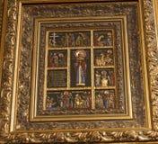 Kristendomen för religiös tro för symbolsikonreligion arkivbilder