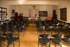 Kristenkyrka i Kina Arkivfoton