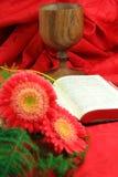 Kristet symbol Royaltyfria Foton