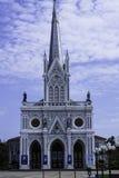 Kristi födelse av vår dam Cathedral Royaltyfri Fotografi