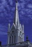 Kristi födelse av vår dam Cathedral Royaltyfria Foton
