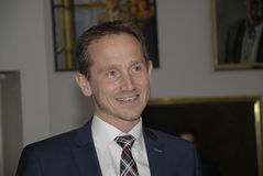 KRISTIAN JENSEN_FOREIGN MINISTER AND VICE CHAIRMAN Stock Photography