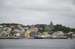 kristiansand挪威 免版税库存图片