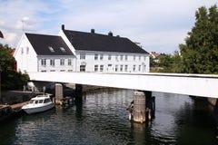 Kristiansand,挪威 免版税库存照片
