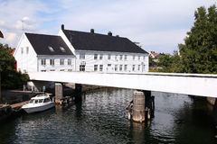 Kristiansand, Νορβηγία Στοκ φωτογραφίες με δικαίωμα ελεύθερης χρήσης