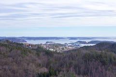 kristiansand Νορβηγία Στοκ εικόνες με δικαίωμα ελεύθερης χρήσης