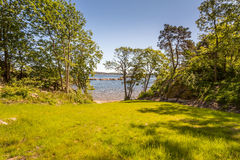 Kristiansand Landscapes Royalty Free Stock Images