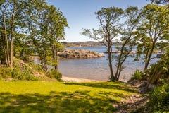 Kristiansand Landscapes Royalty Free Stock Photos