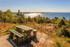 Kristiansand Landscapes. Exposure done in Kristiansand, Norway Stock Image