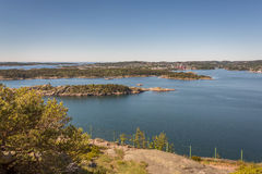Kristiansand Landscapes. Exposure done in Kristiansand, Norway Royalty Free Stock Photography