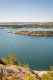 Kristiansand Landscapes. Exposure done in Kristiansand, Norway Stock Images
