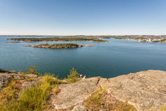 Kristiansand Landscapes. Exposure done in Kristiansand, Norway Royalty Free Stock Image