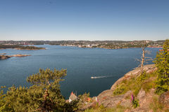 Kristiansand Landscapes. Exposure done in Kristiansand, Norway Stock Photos