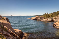 Kristiansand Landscapes. Exposure done in Kristiansand, Norway Royalty Free Stock Photo
