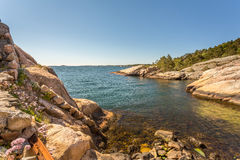Kristiansand Landscapes. Exposure done in Kristiansand, Norway Stock Photography