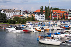 Kristiansand, Norvegia Immagini Stock Libere da Diritti