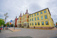 Kristianstad, picturesque city in Sweden Royalty Free Stock Image