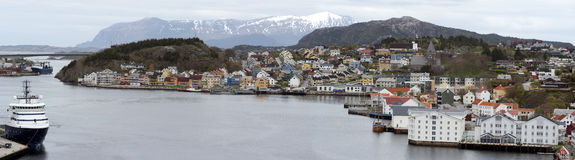 Free Kristiansund Stock Photo - 14709930