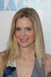 Kristin Bauer à la première fermante de gala de nuit de festival de film de Los Angeles   Photo libre de droits