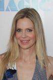 Kristin Bauer en la premier cerrada de la gala de la noche del festival de película de Los Ángeles   Foto de archivo libre de regalías