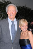 Kristin Chenoweth,Clint Eastwood Stock Photography