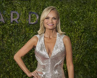 Kristin Chenoweth at 2015 Tony Awards Royalty Free Stock Images