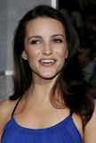 Kristin Davis Royalty Free Stock Photos