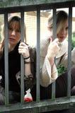 Kristina e Rebecca32 fotografia stock libera da diritti