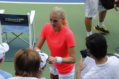 Kristina Mladenovic Stock Photo