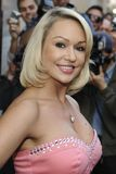 Kristina Rihanoff Stock Photo