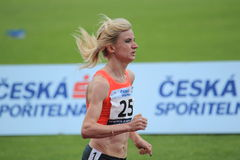 Kristina Ugarova - athlete Stock Image