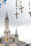 kristna kors Royaltyfria Bilder