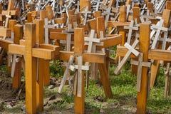 kristna kors Arkivbilder