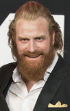 Kristofer Hivju. Norwegian actor, producer, and writer Kristofer Hivju, arrives for the New York City premiere of `The Fate of the Furious,` the action film Royalty Free Stock Photography